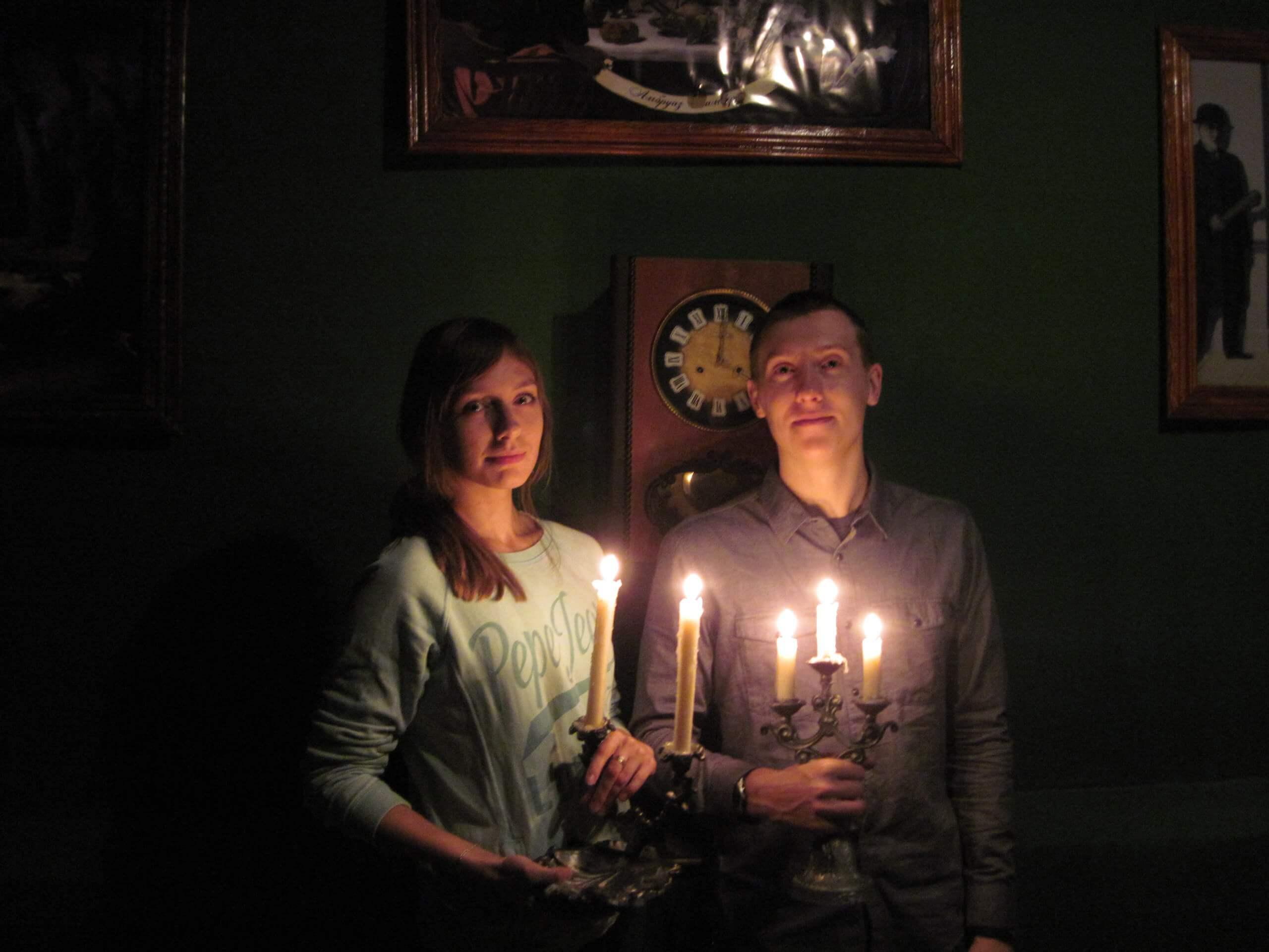 Картинка квест комнаты Слои Страха в городе Запорожье
