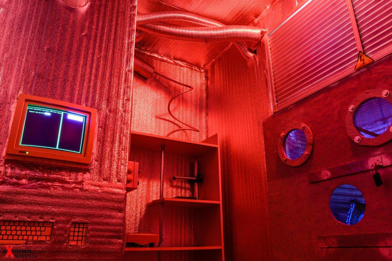 1 Фото квест кімнати Тайна Припяті в місті Харків