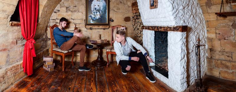 1 Фото квест комнаты Одесская контрабанда в городе Одесса