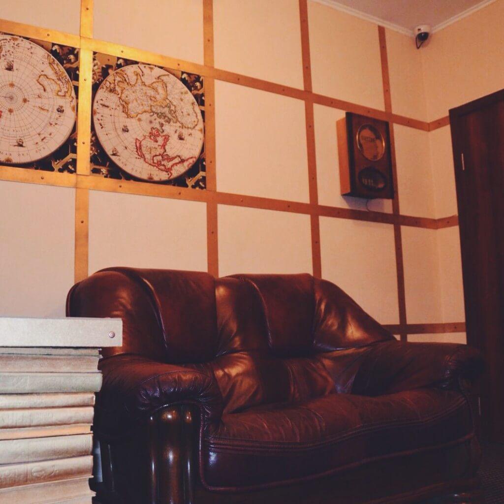 2 Фото квест кімнати  Стімпанк Лабіринт в місті Харків