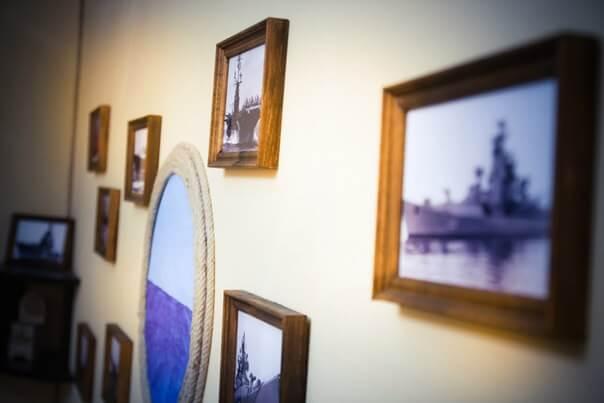 2 Фото квест кімнати Каюта Капітана в місті Дніпро