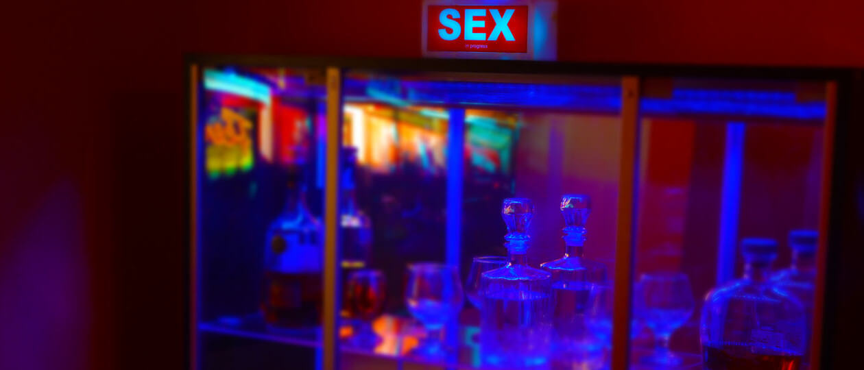 1 Фото квест кімнати Парубоцька вечірка в місті Київ