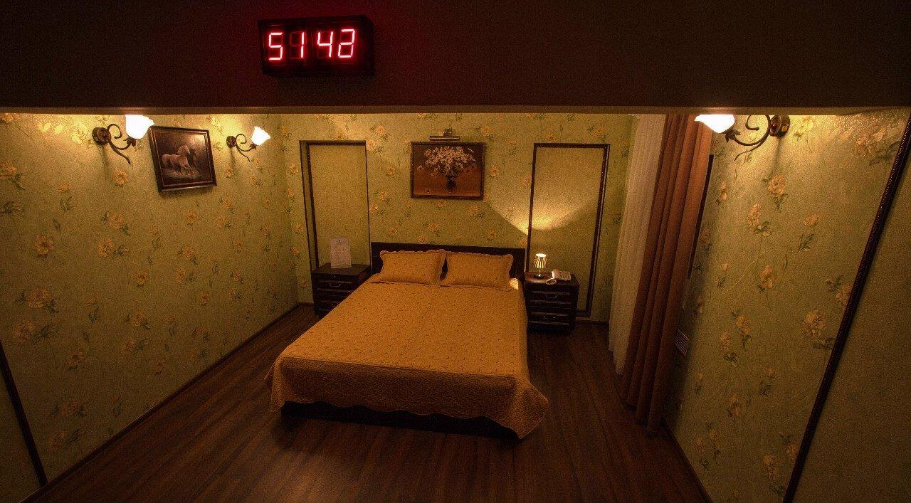 2 Фото квест комнаты 1408 в городе Киев