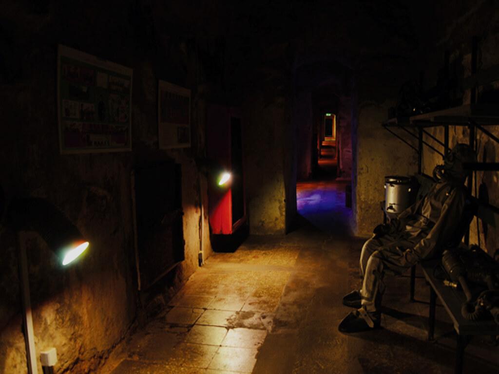 Фото квест кімнати незвідані катакомби в місті Одеса