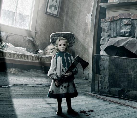 Фото квест комнаты Призраки Ривер-Хилла в городе Николаев