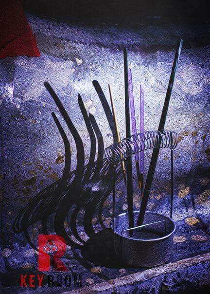 2 Фото квест кімнати Майстерня божевільного художника в місті Суми