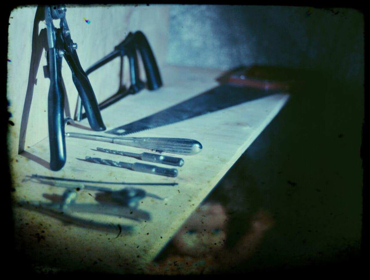 2 Фото квест комнаты Ловушка психопата в городе Киев