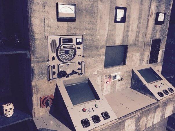 2 Фото квест кімнати Притулок 101 в місті Дніпро