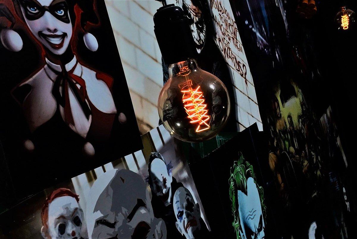 1 Фото квест кімнати Логово Джокера в місті Кривий  Ріг