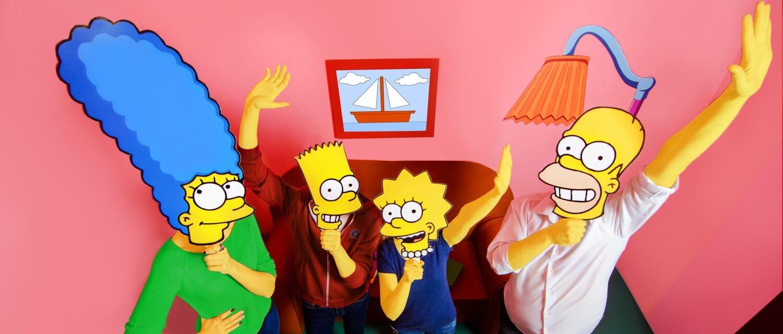 1 Фото квест комнаты Симпсоны в городе Львов