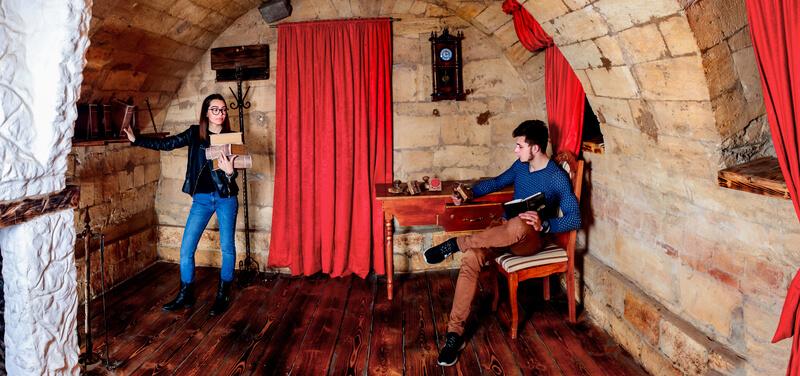2 Фото квест комнаты Одесская контрабанда в городе Одесса