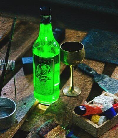 1 Фото квест кімнати Майстерня божевільного художника в місті Суми