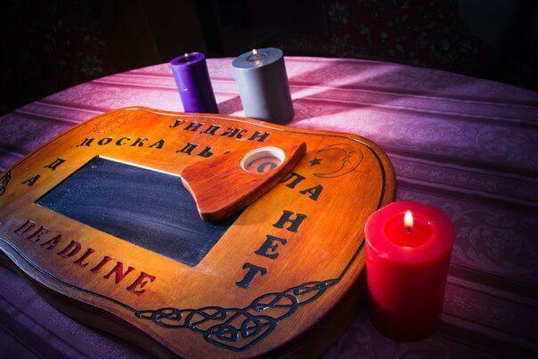 1 Фото квест кімнати  Уіджи: Дошка Диявола в місті Дніпро