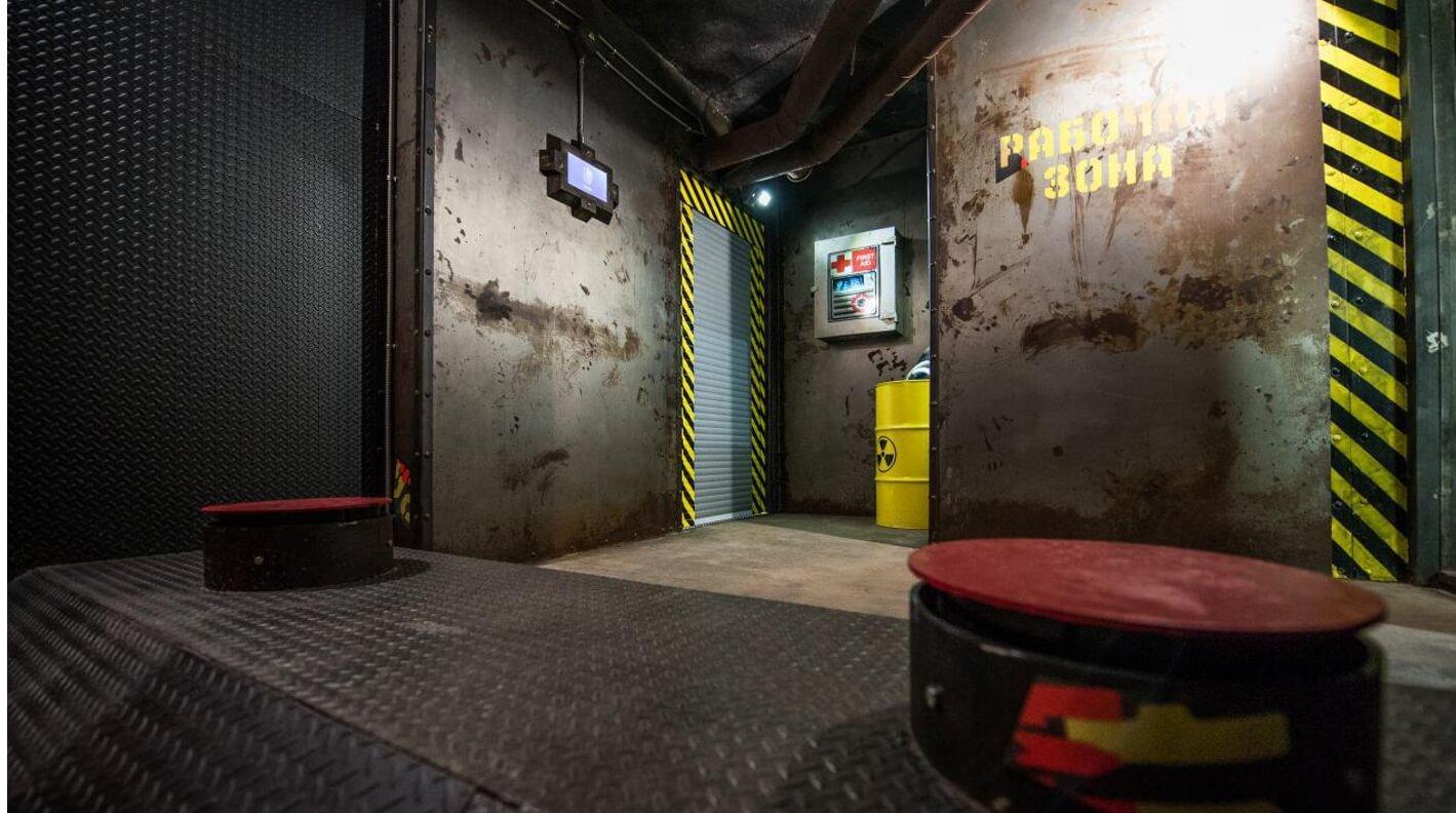 2 Фото квест кімнати Проект Genesis в місті Київ