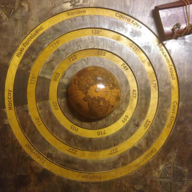 2 Фото квест комнаты Сокровища капитана Флинта в городе Винница