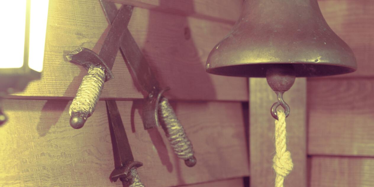 Фото квест комнаты Тайна пиратского корабля в городе Николаев