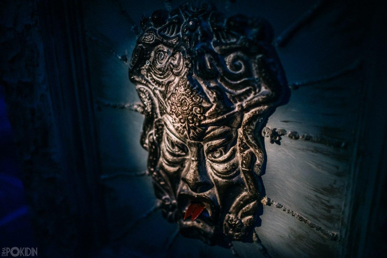 Фото квест кімнати Нічне жахіття в місті Дніпро