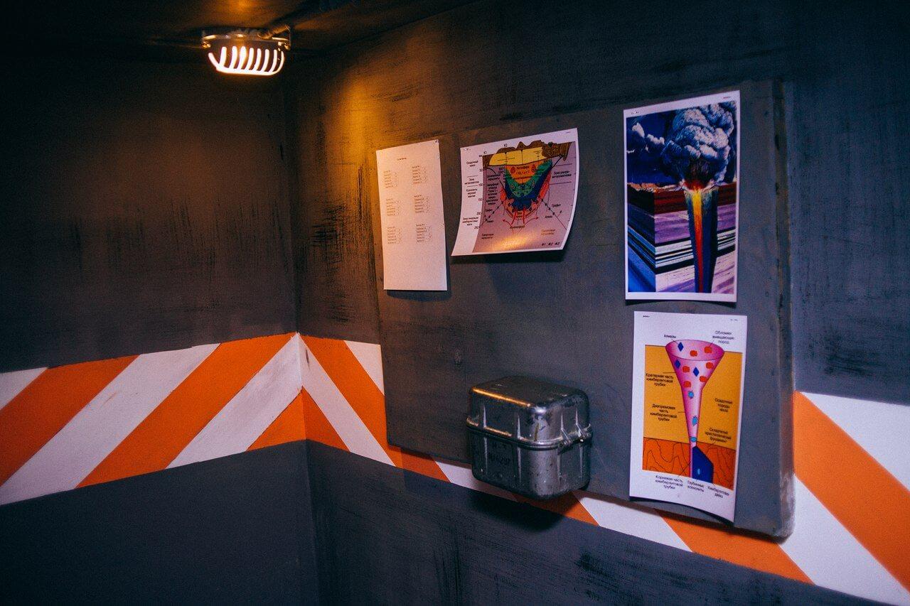 3 Фото квест кімнати Останній забій в місті Дніпро