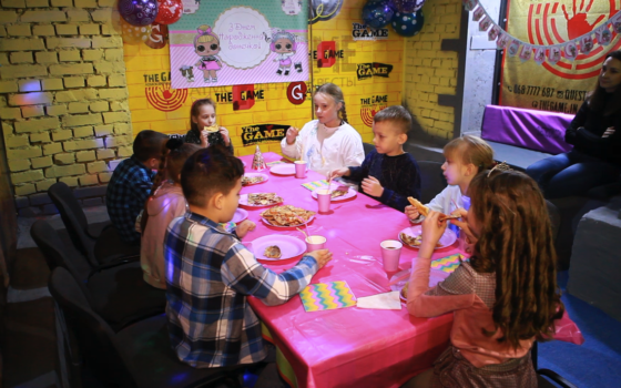 1 Фото квест комнаты Комната на день рождения в городе Запорожье