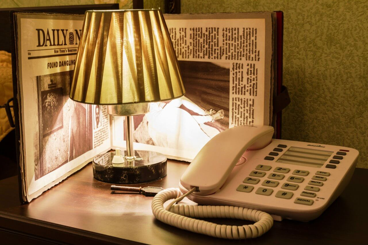 3 Фото квест комнаты 1408 в городе Киев