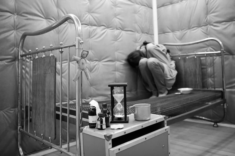 1 Фото квест комнаты Палата №6 в городе Киев