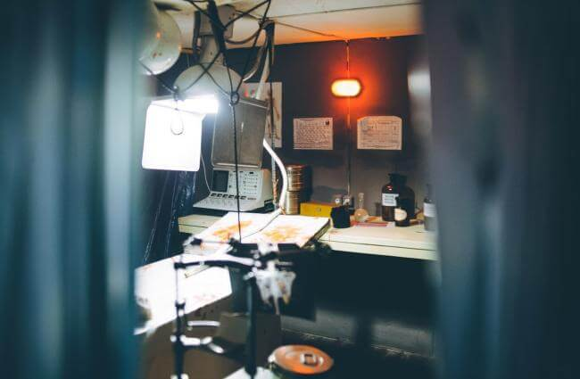 Картинка квест комнаты Протеже Франка в городе Днепр