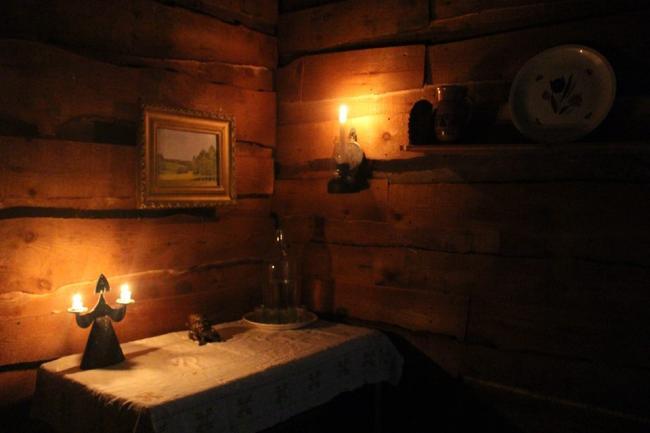 Картинка квест комнаты Вий в городе Харьков