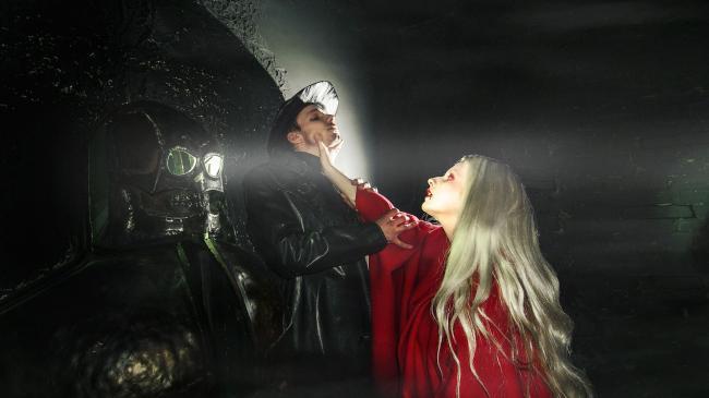 Картинка квест кімнати Вязні Дракули  в городе Львів