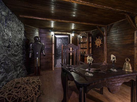 Картинка квест кімнати Розбитий корабель в городе Київ