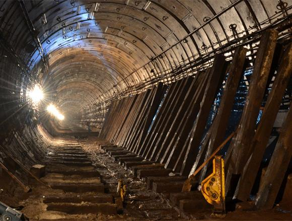 Картинка квест кімнати Покинута гілка метро в городе Київ