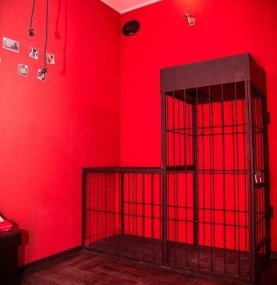 Картинка квест комнаты Red Room в городе Харьков