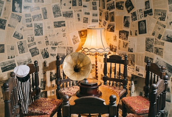 Картинка квест комнаты 12 стульев в городе Киев