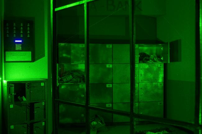 Картинка квест комнаты Ва-Банк: ограбление на Майдане в городе Киев
