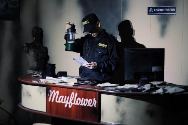 Картинка квест комнаты Перформанс Зеркала в городе Харьков