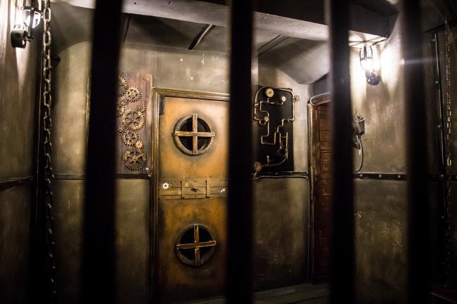 Картинка квест кімнати Золота лихоманка в городе Київ