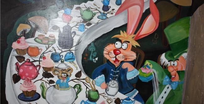 Картинка квест комнаты Время вспять в городе Днепр