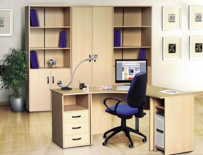 Картинка квест комнаты Офис в городе Кривой Рог
