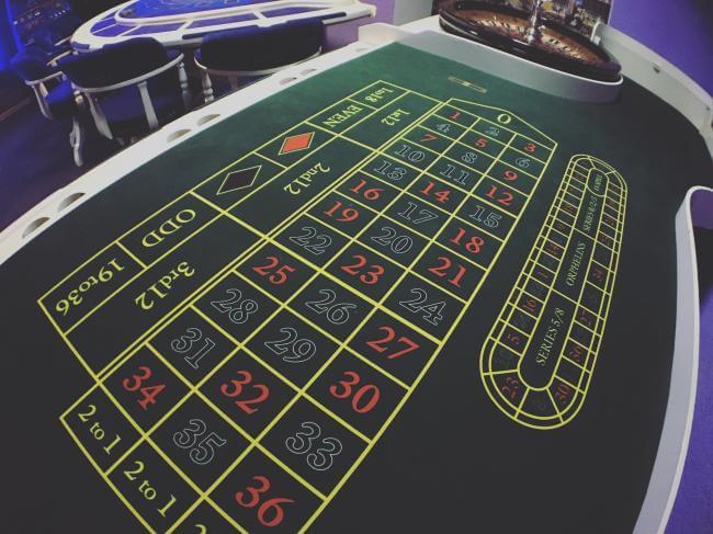 Картинка квест кімнати Пограбування казино в городе Дніпро