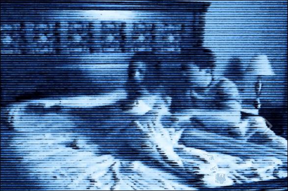 Картинка квест комнаты Паранормальное явление в городе Одесса