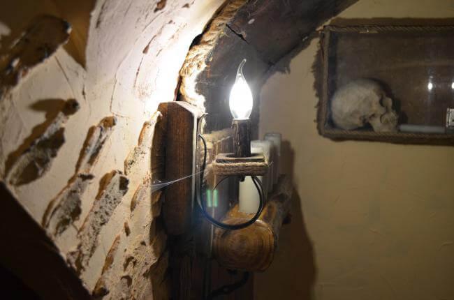 Картинка квест комнаты Заброшенный монастырь в городе Харьков