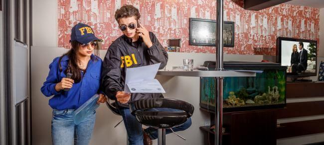 Картинка квест комнаты ФБР 2.0: академия убийства в городе Киев