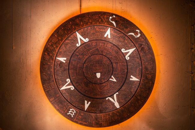 Картинка квест комнаты Проклятие сокровищ Майя в городе Черкассы