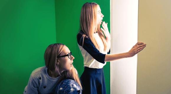 Картинка квест комнаты Научное приключение в городе Киев