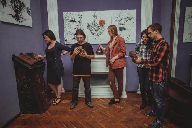 Картинка квест комнаты Легенды Львова: Ведьма Сара в городе Львов