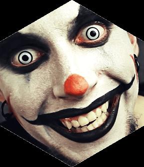 Картинка квест кімнати Будинок клоуна в городе Одеса