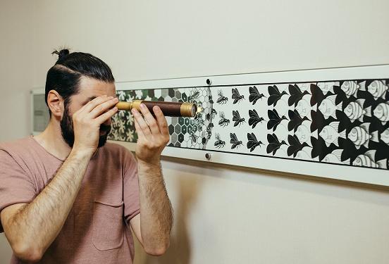 Картинка квест кімнати Музей неможливих фігур в городе Київ