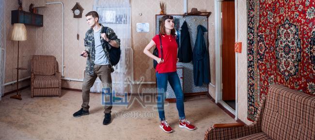 Картинка квест комнаты Сталкер: тайна Припяти в городе Одесса