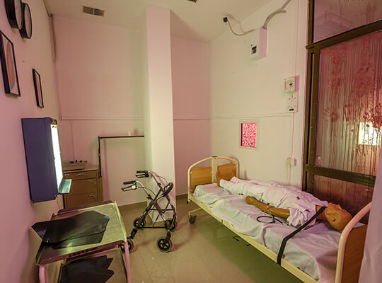 Картинка квест кімнати Психіатричне відділення в городе Львів