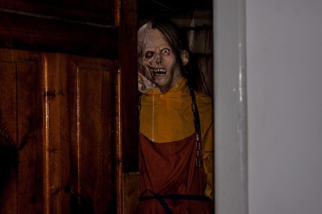 Картинка квест кімнати Horror Story - lсторiя Жахiв в городе Харків