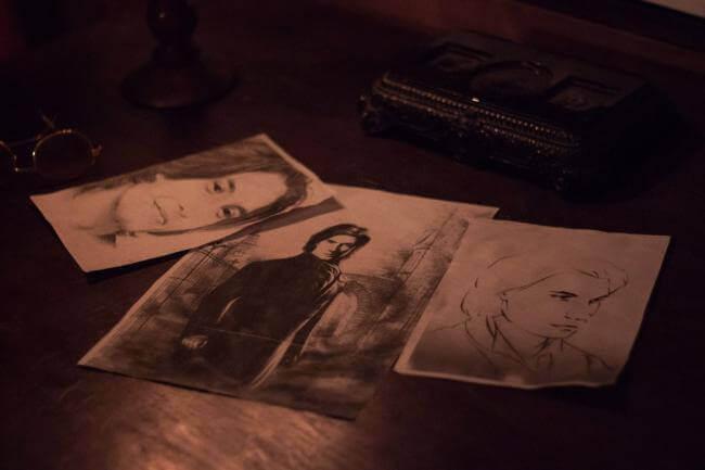 Картинка квест кімнати Портрет Доріана в городе Дніпро